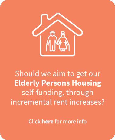 Elderly Housing - Major Decision Option